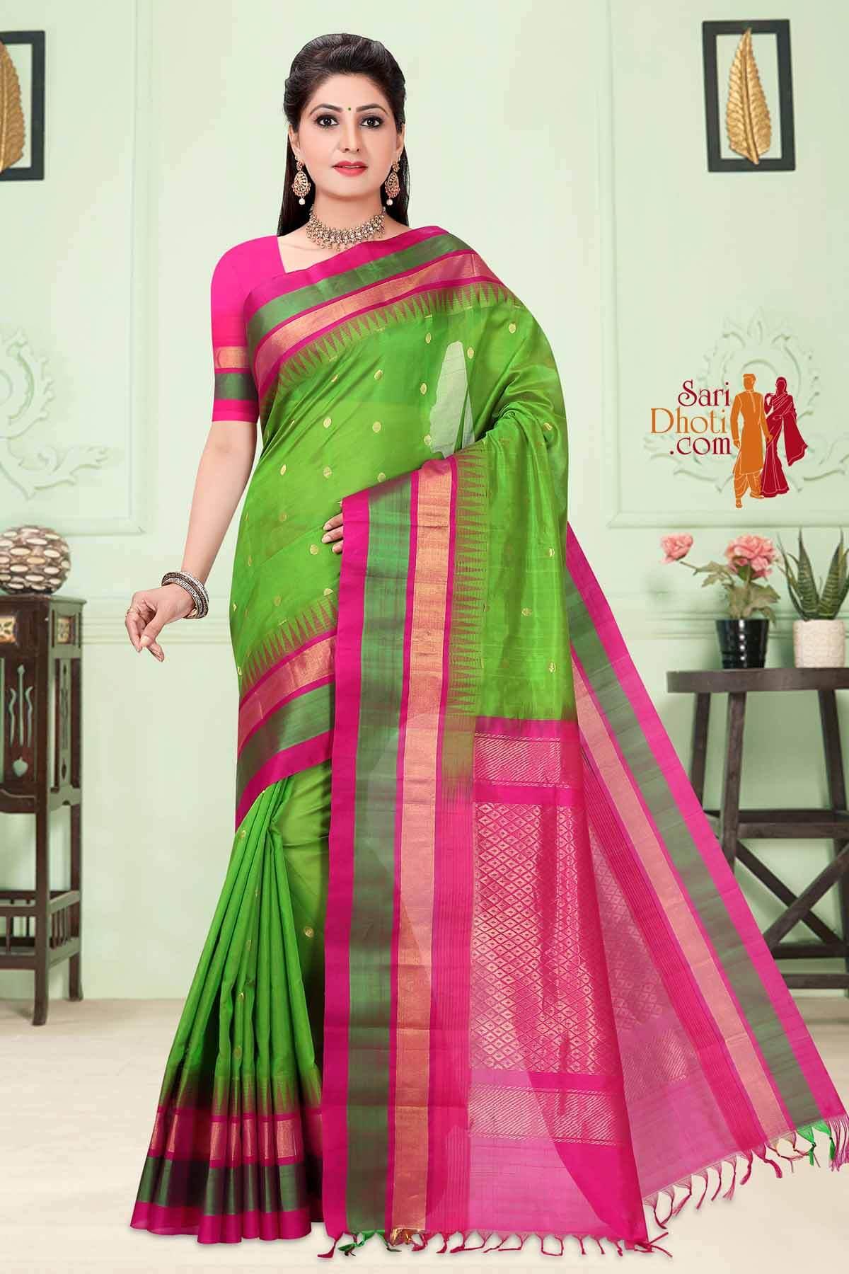 Silk Cotton 9885