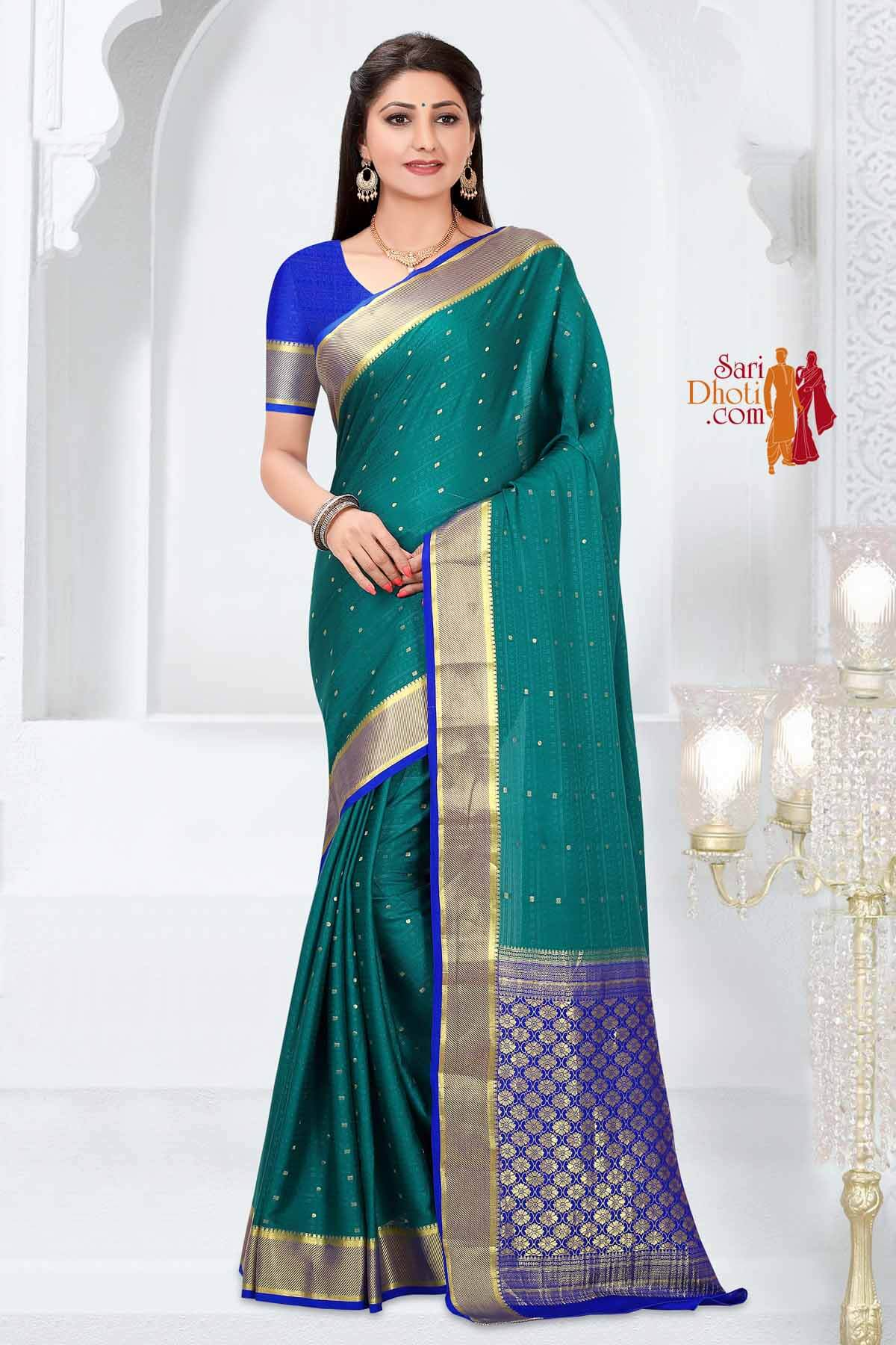 Mysore Silk 9890