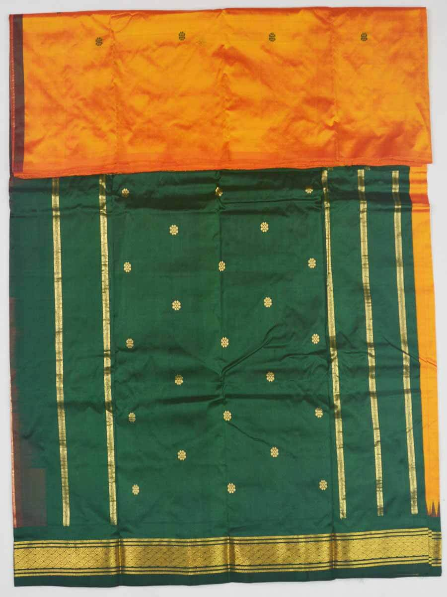 Temple Saree 9787