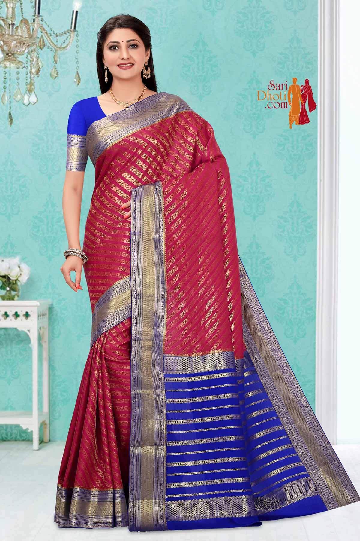 Mysore Silk 9887