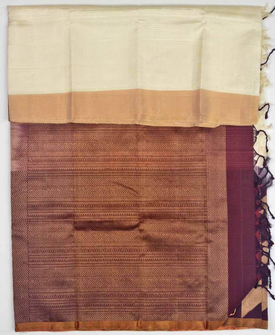 Soft Silk Saree 9869