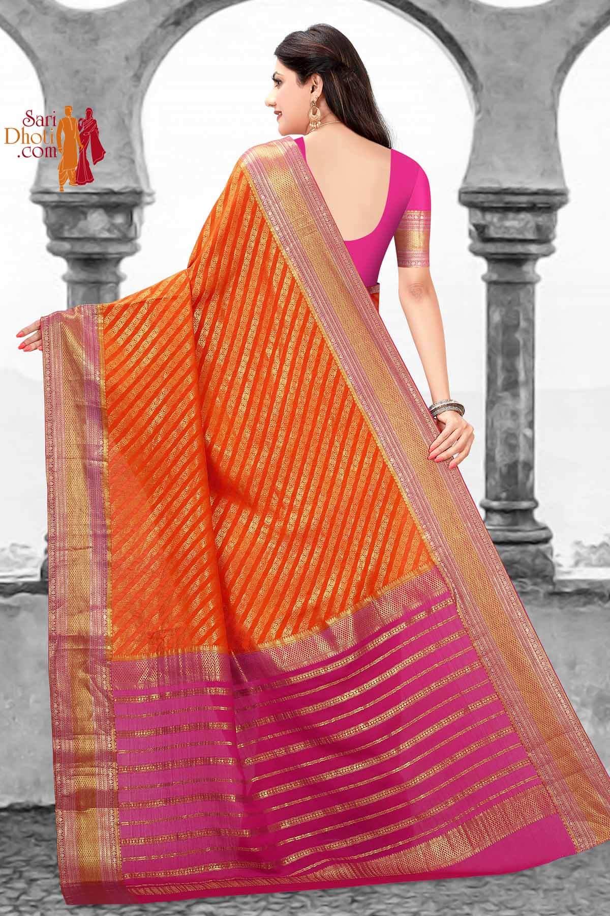 Mysore Silk 9888