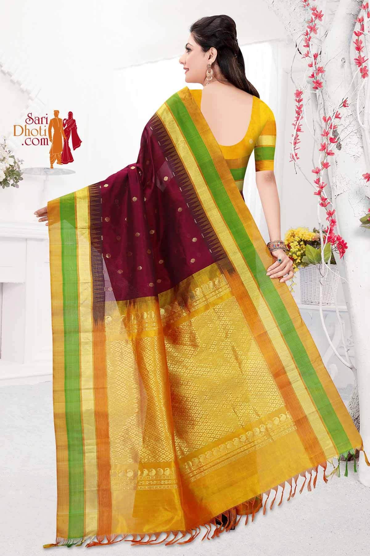 Silk Cotton 9884