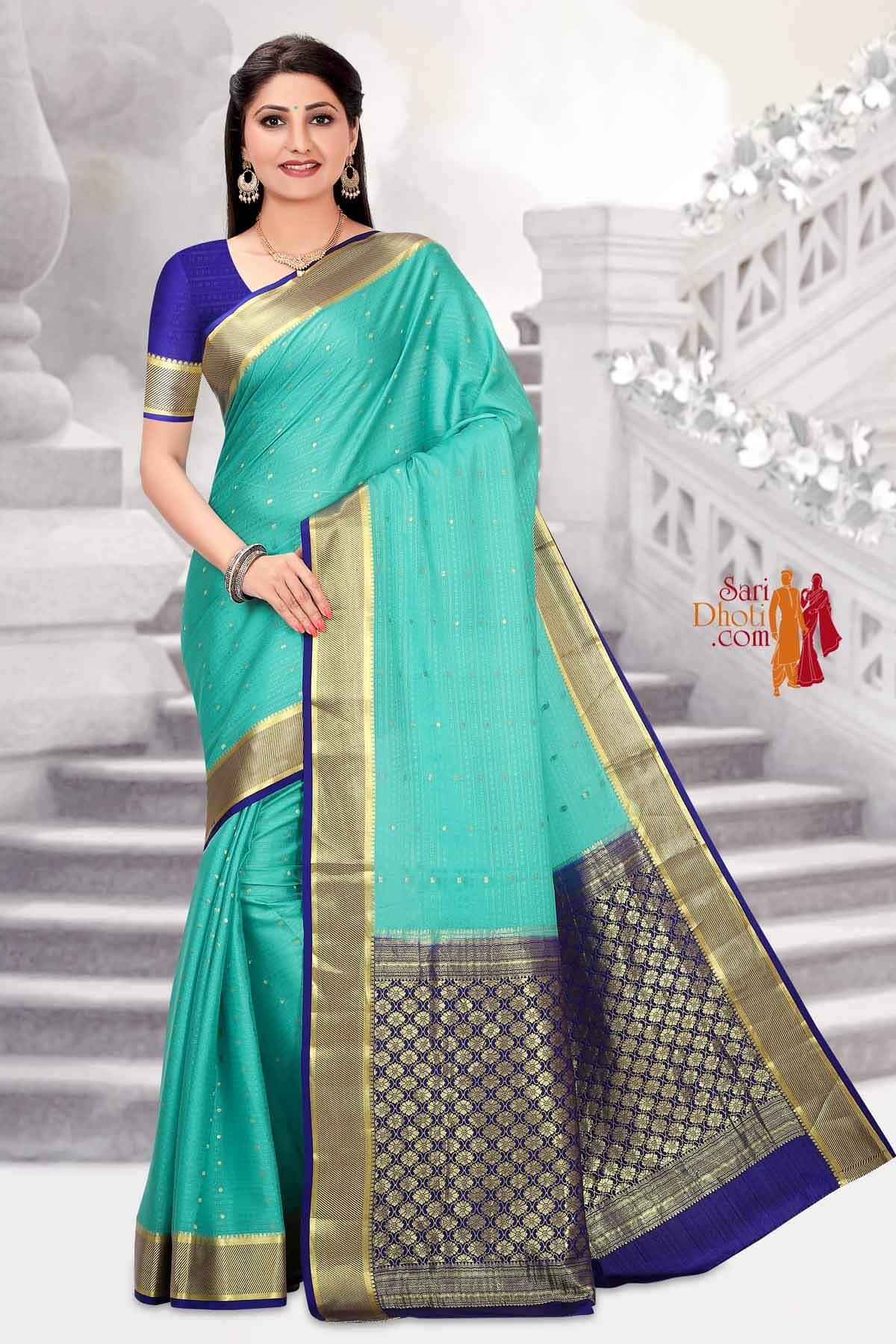 Mysore Silk 9892
