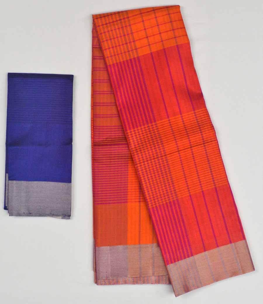Copy of Soft Silk Saree 9876