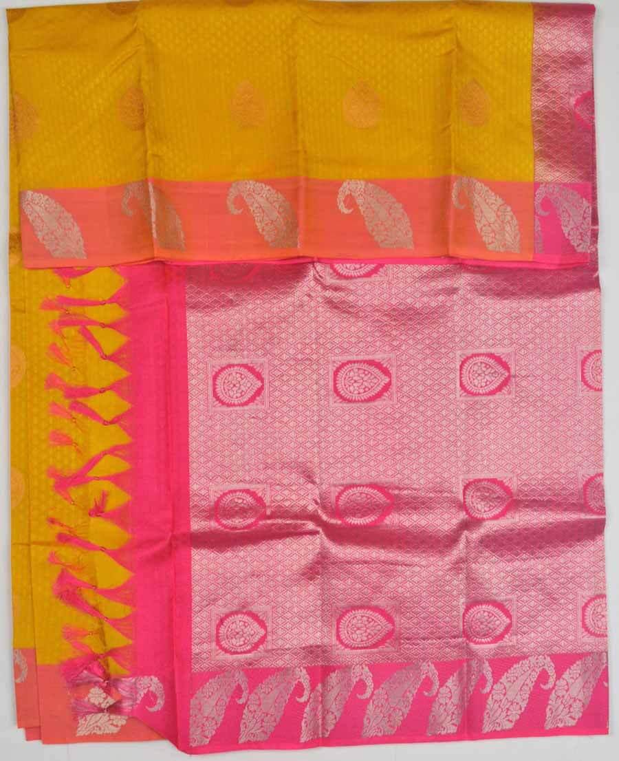 Soft Silk Saree 9873