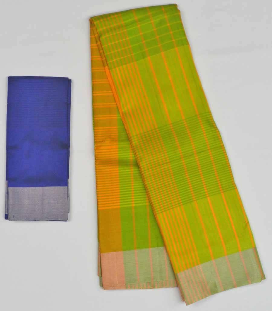 Soft Silk Saree 9878