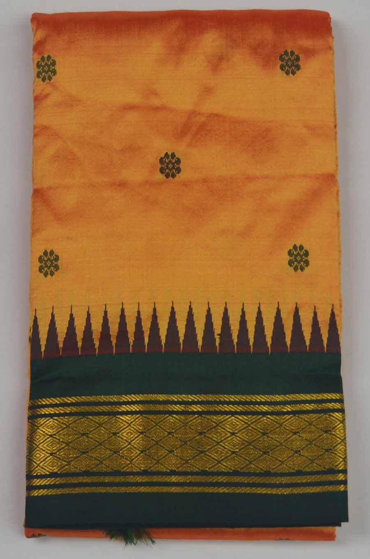 Temple Saree 9838