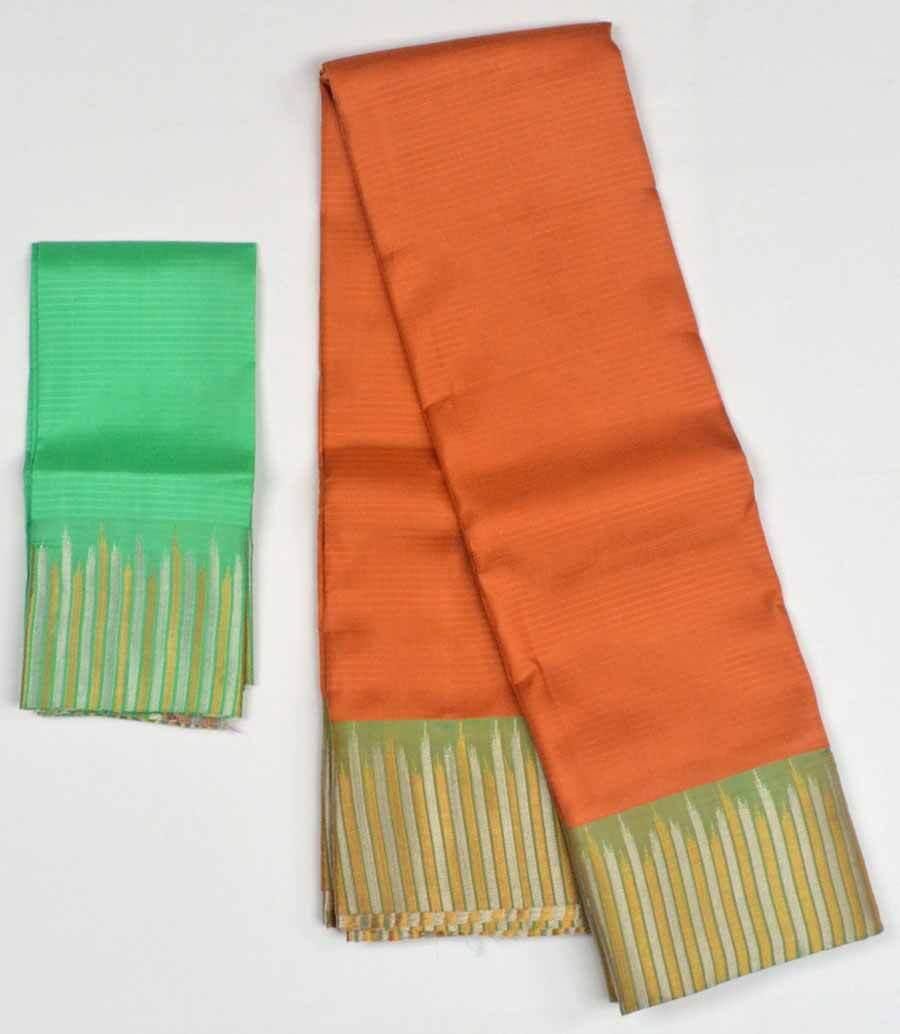 Soft Silk Saree 9872