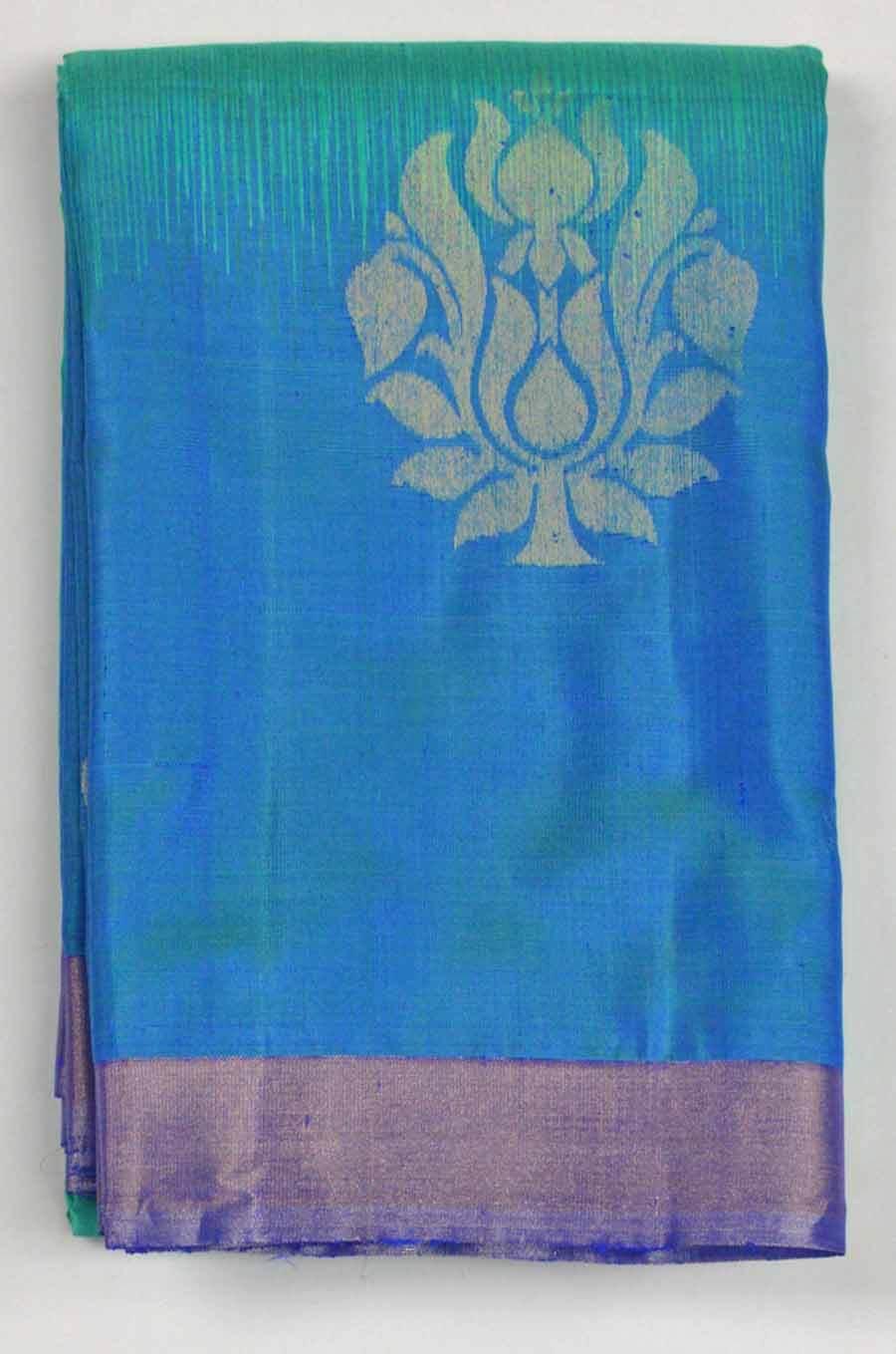 Soft Silk Saree 9875