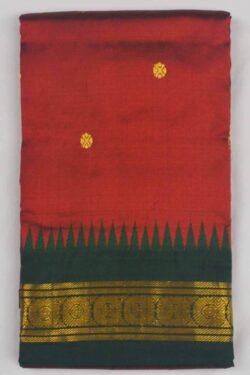 Temple Saree 10059