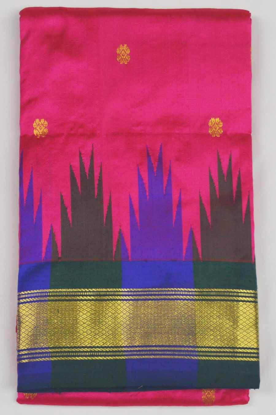 Temple Saree 9937