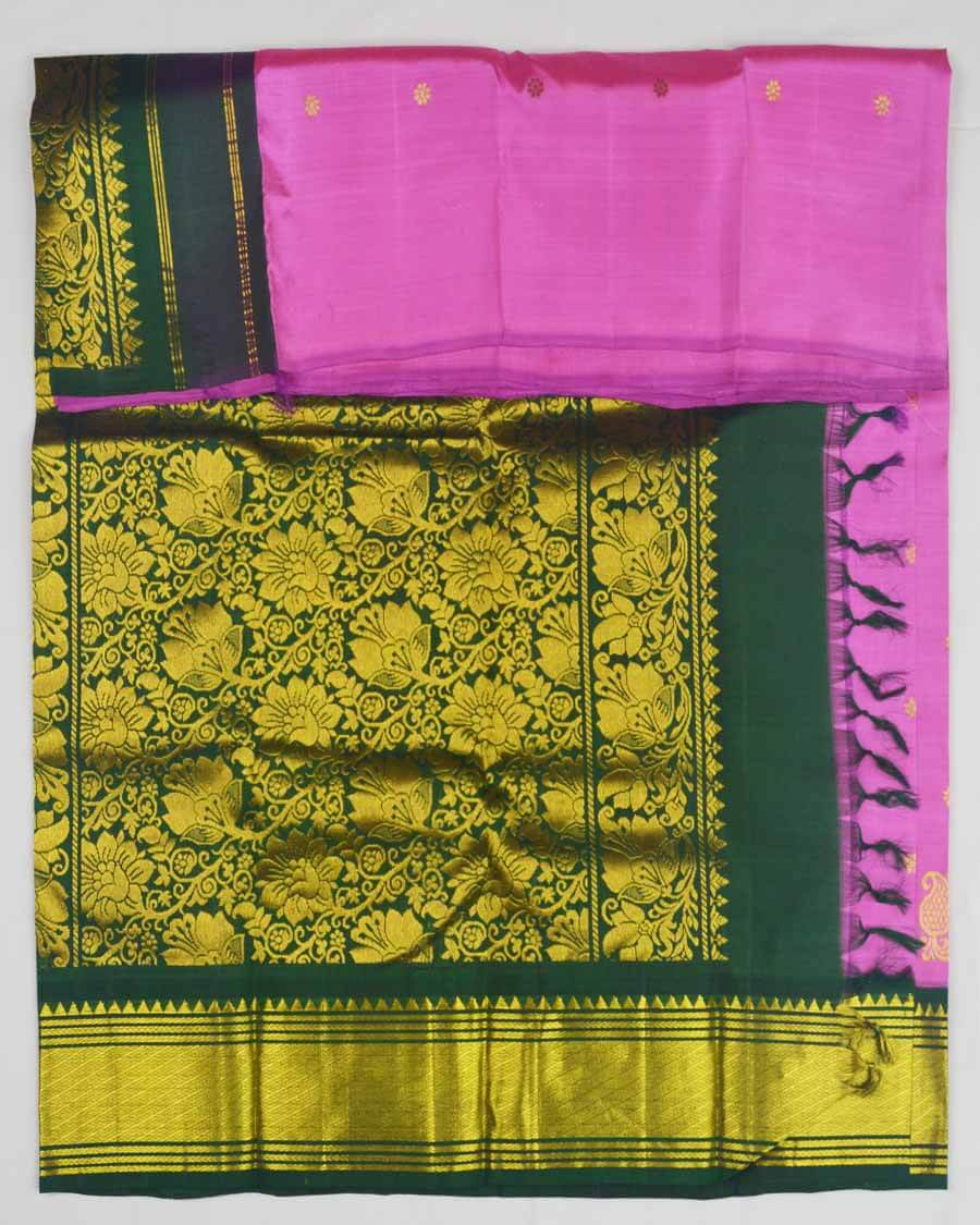 Temple Saree 9949