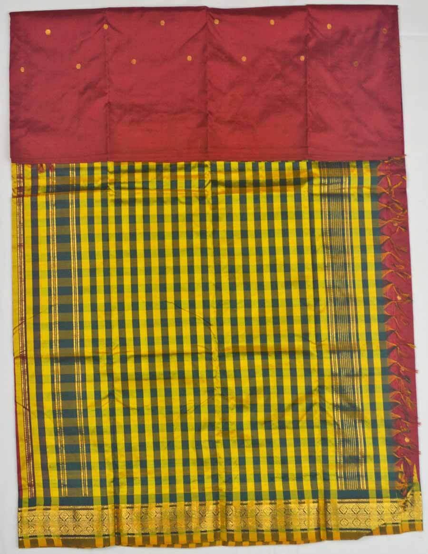Temple Saree 9933