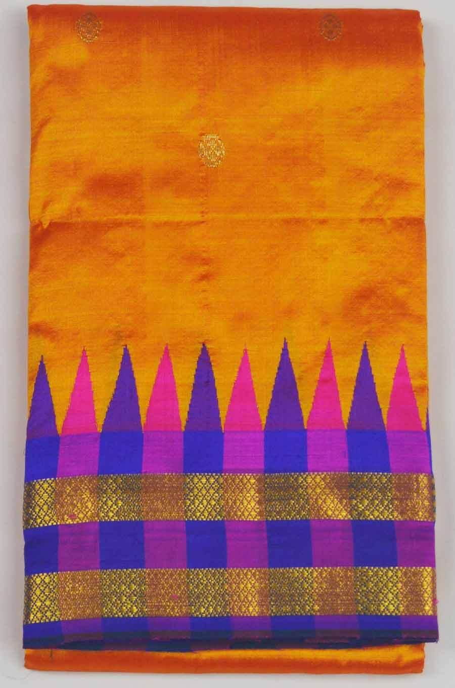 Temple Saree 9939