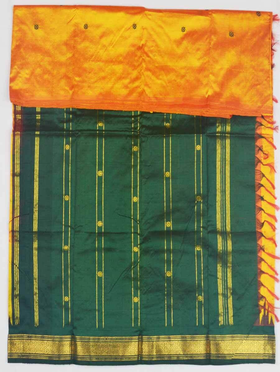 Temple Saree 9934